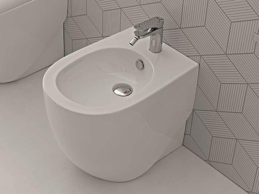Ceramic bidet ABC | Bidet by Hidra Ceramica