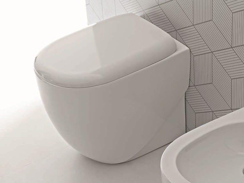 Ceramic toilet ABC | Toilet - Hidra Ceramica
