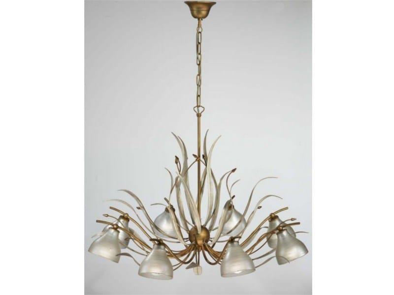 Direct light chandelier ACACIA | Chandelier - IDL EXPORT