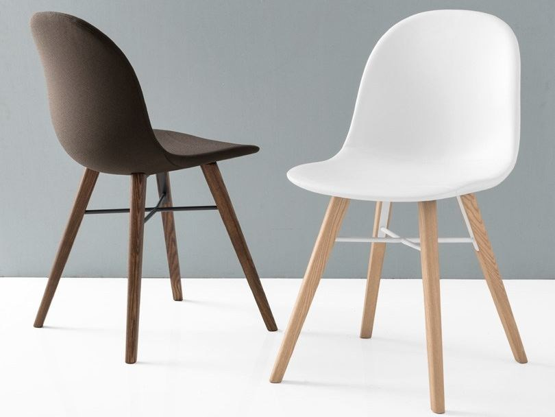 Upholstered chair ACADEMY MW - Calligaris