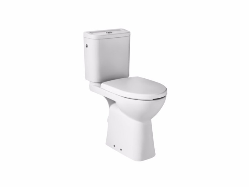 Toilet for disabled with external cistern ACCESS | Toilet for disabled - ROCA SANITARIO
