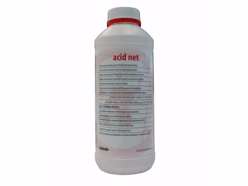 Surface cleaning product ACID NET - Butech