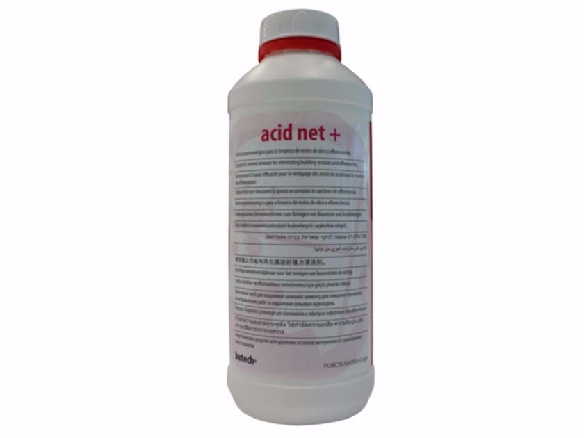 Surface cleaning product ACID NET + - Butech