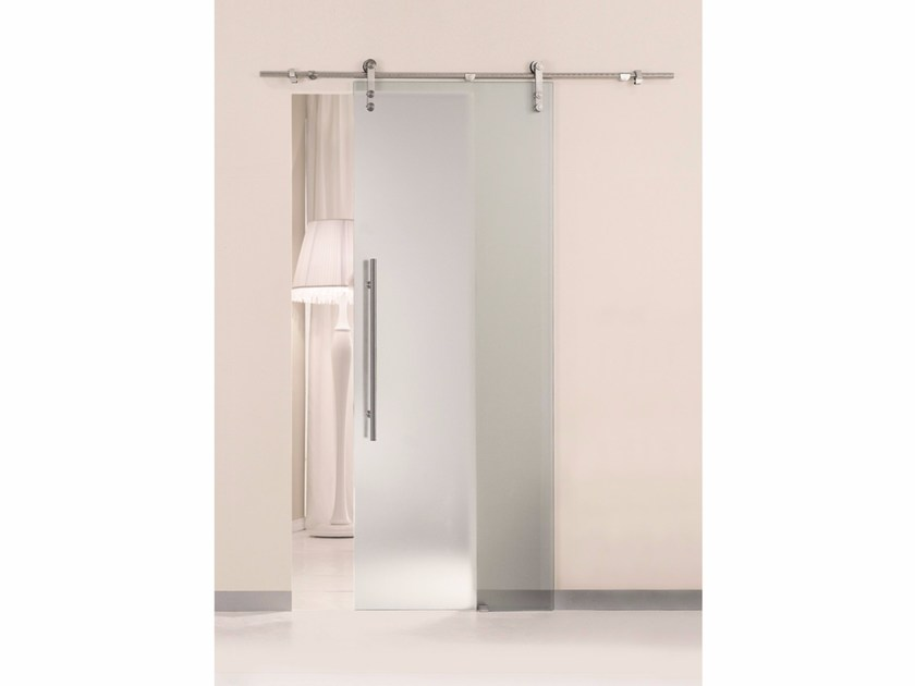 Glass sliding door ACIDATO - Casali