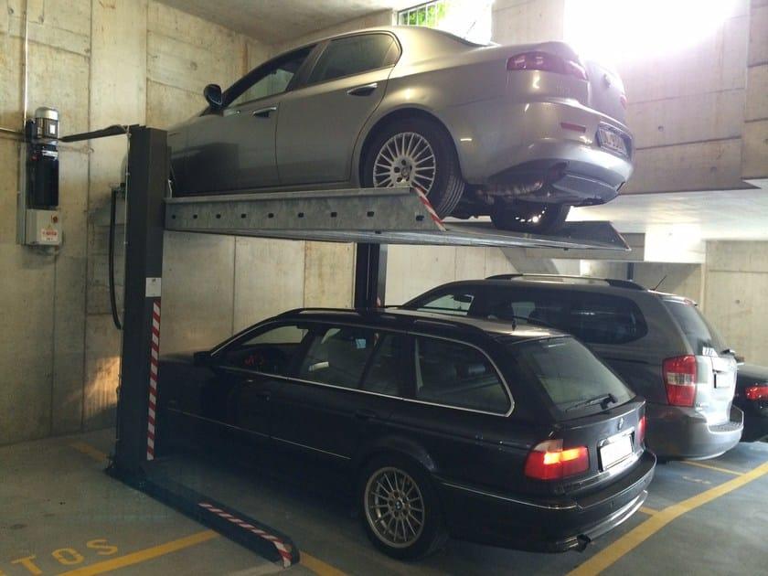 Automatic parking systems ACO-2 - CARMEC
