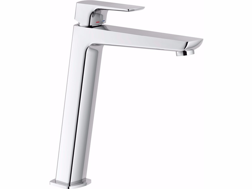 Countertop washbasin mixer with flow limiter ACQUAVIVA | Countertop washbasin mixer by Nobili Rubinetterie