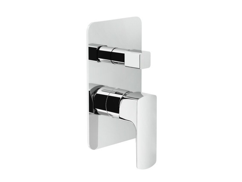 Single handle shower mixer with diverter ACQUAVIVA | Shower mixer with diverter - Carlo Nobili Rubinetterie
