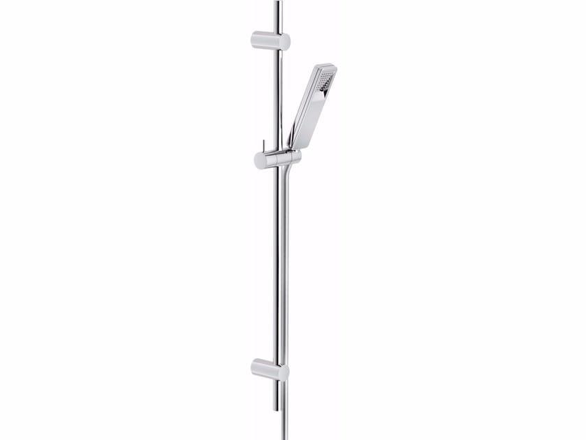 Shower wallbar with hand shower ACQUAVIVA | Shower wallbar with hand shower by Nobili Rubinetterie