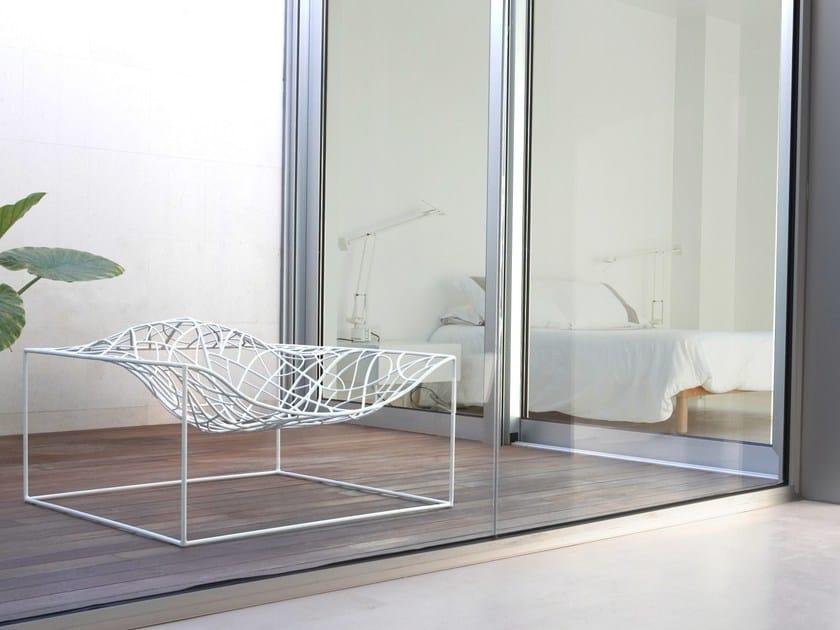 Armchair ad hoc by viccarbe design jean marie massaud - Ad hoc architectuur ...
