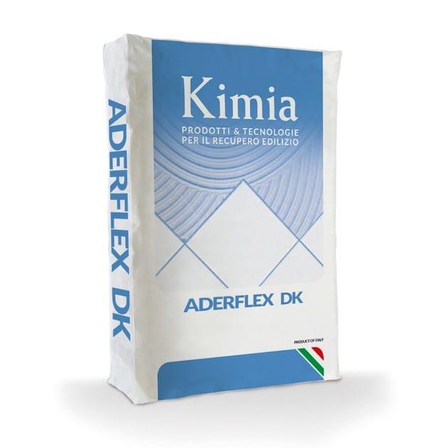 Cement adhesive for flooring ADERFLEX DK - Kimia