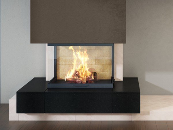 Stone Fireplace Mantel ADINA - Axis