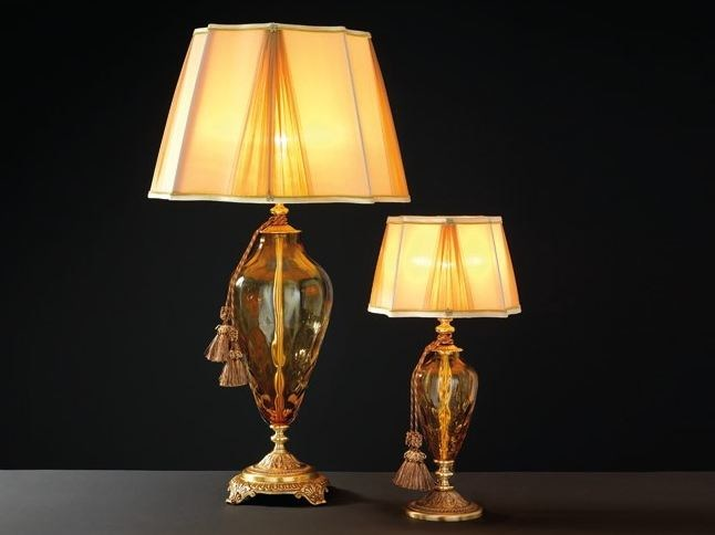 Table lamp ADONE LP1 LG1 by Euroluce Lampadari