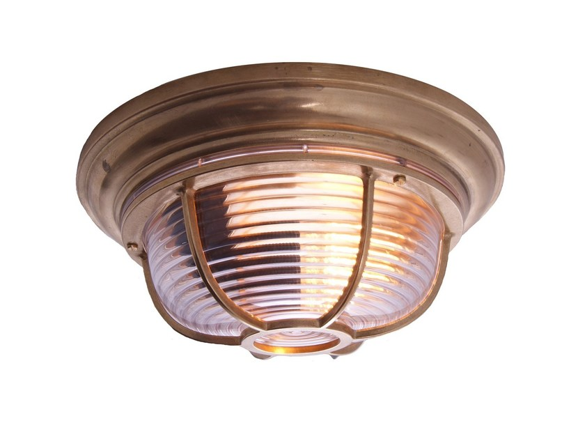 Direct light handmade ceiling light ADUR MARINE CEILING LIGHT FITTING - Mullan Lighting