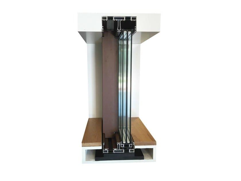 Aluminium sliding window ORAMA ADVANCE - PFT HEVO