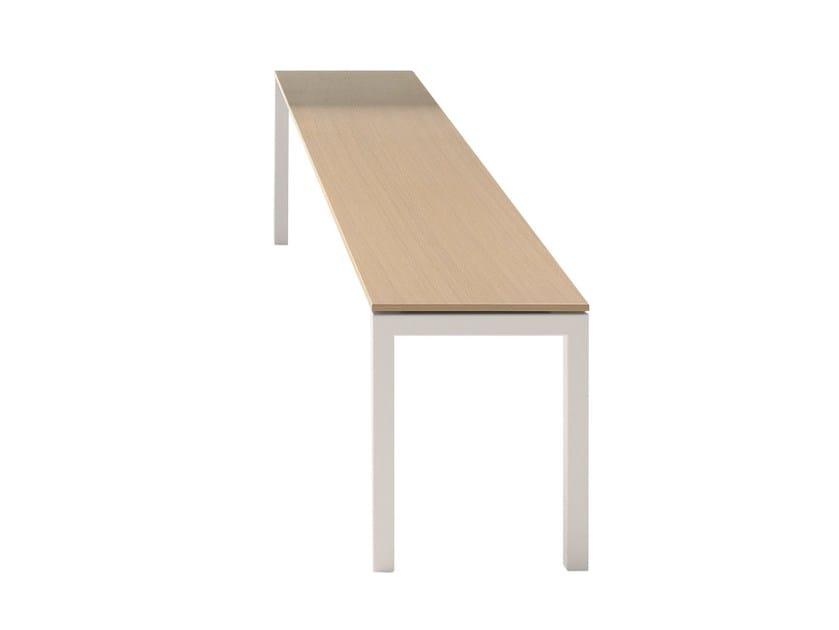 Wooden bench AER | Wooden bench - Fantin