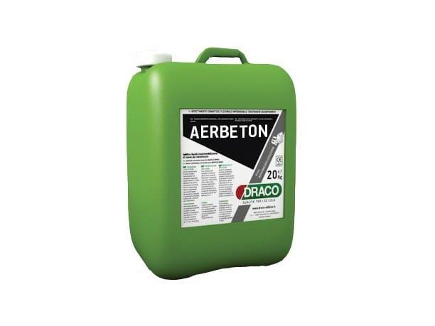 Additive for cement and concrete AERBETON - DRACO ITALIANA