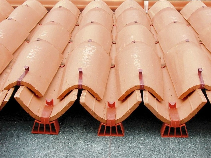 Ventilated roof system AERcoppo® by AERtetto