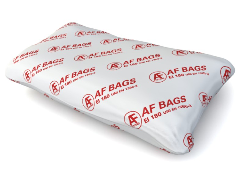 Firestop cushions for cable trays AF BAGS - AF SYSTEMS