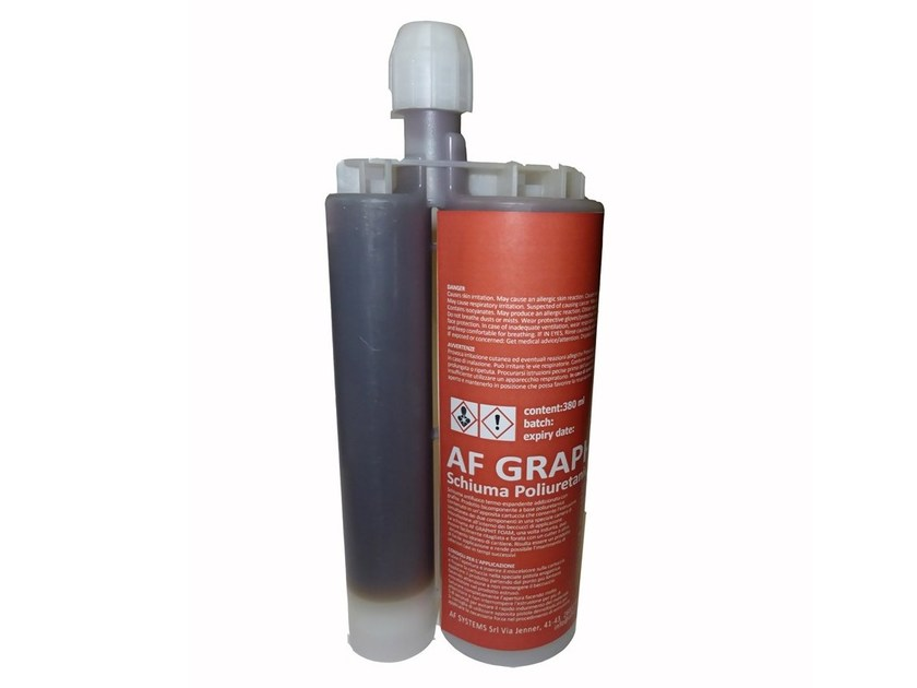 Fireproofing foam AF GRAPHIT FOAM - AF SYSTEMS