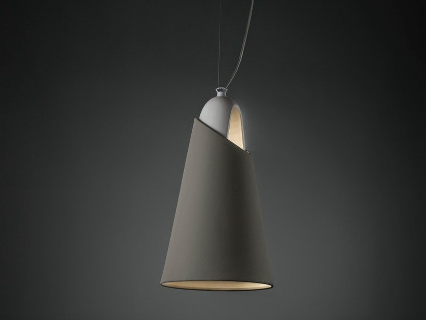 Ceramic pendant lamp AFRICA - ILIDE italian light design