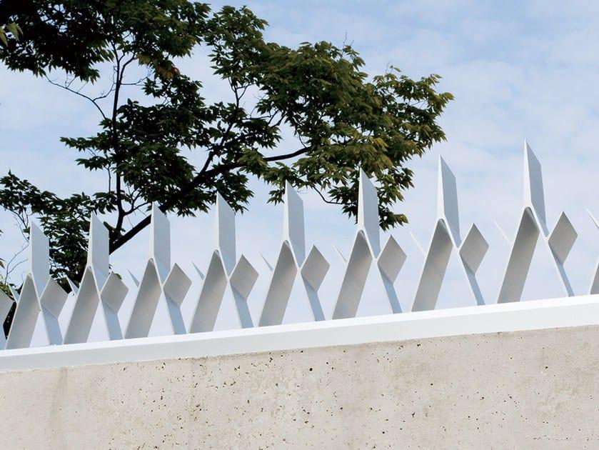 Element for perimeter enclosure AG - Morita Aluminum Industry