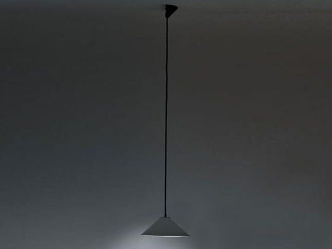 Direct light halogen pendant lamp AGGREGATO CONO - Artemide