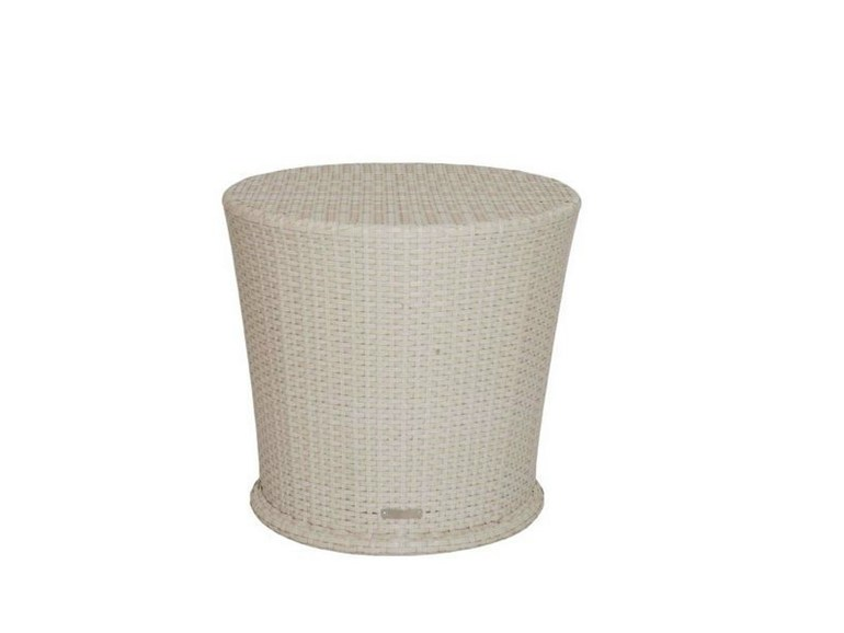 Round garden side table AGORÀ | Coffee table - Atmosphera
