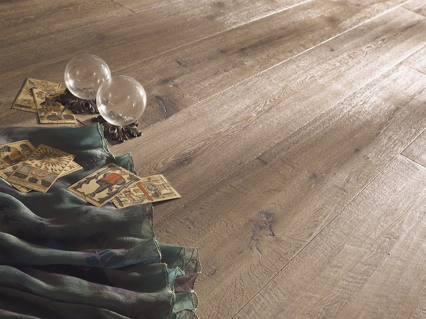 Prefinished oak parquet AGORÀ - Alma by Giorio