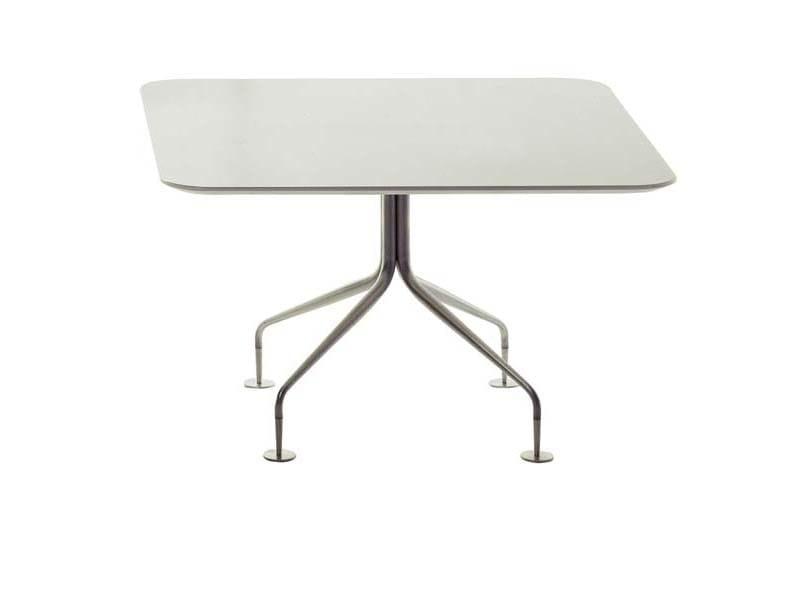 Square garden table AGRA | Square table - Potocco