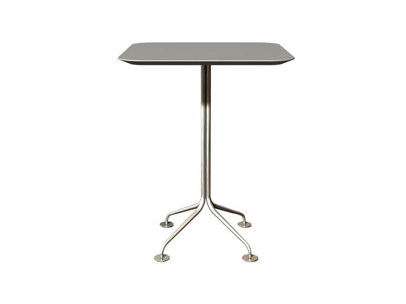 Square high table AGRA | High table - Potocco