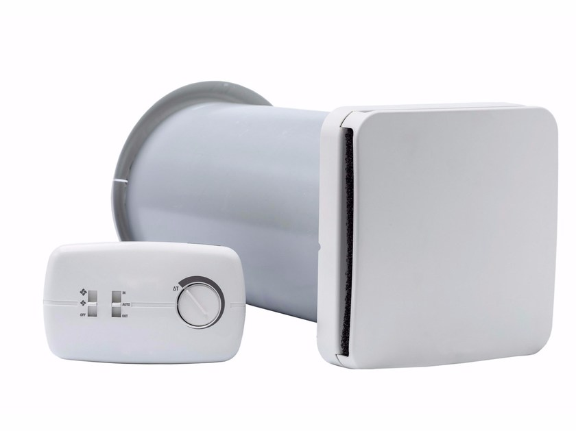 Impianto di ventilazione meccanica forzata air 50 v rehau for Ventilazione meccanica