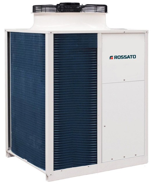 Air to water Heat pump AIR INVERTER MAXI by Rossato Group