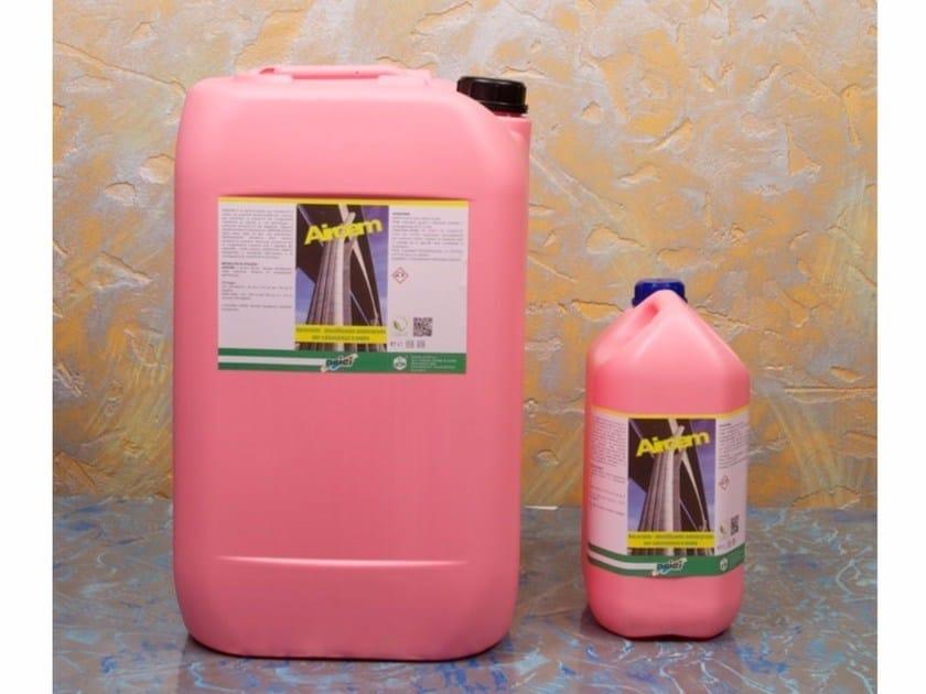 Additive for cement and concrete AIRCEM - NAICI ITALIA