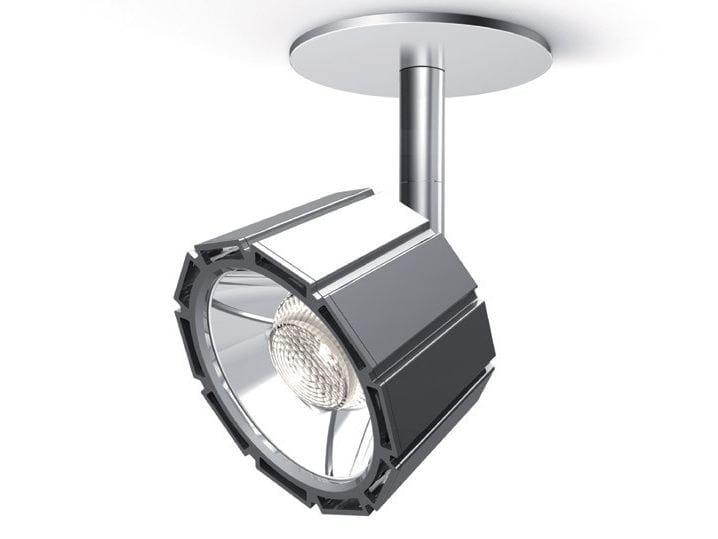 LED adjustable spotlight AIRLITE STABLE | Spotlight - Artemide Italia