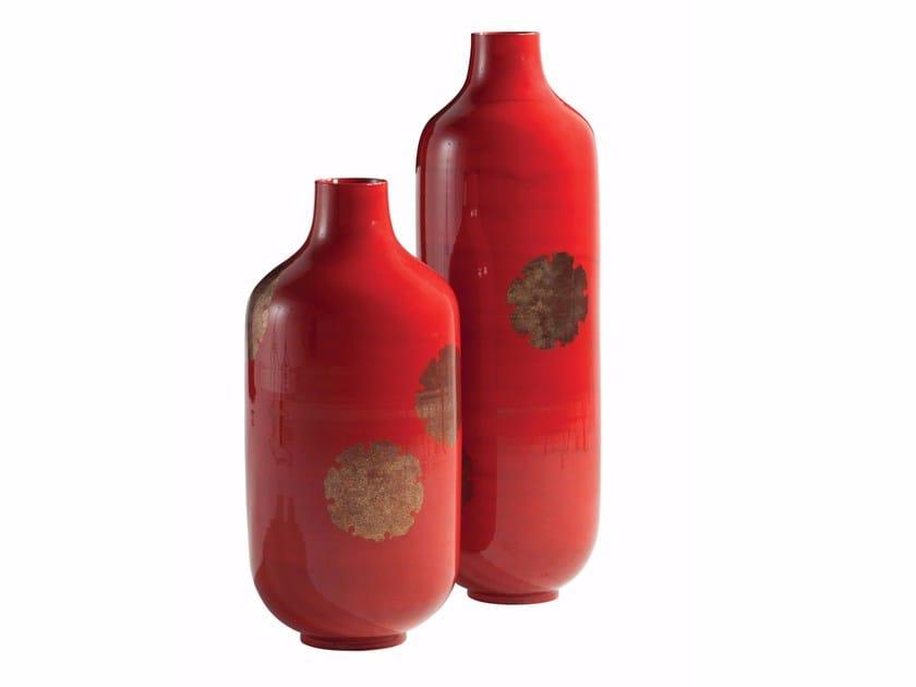 Clay vase AKA HANAWA by ROCHE BOBOIS
