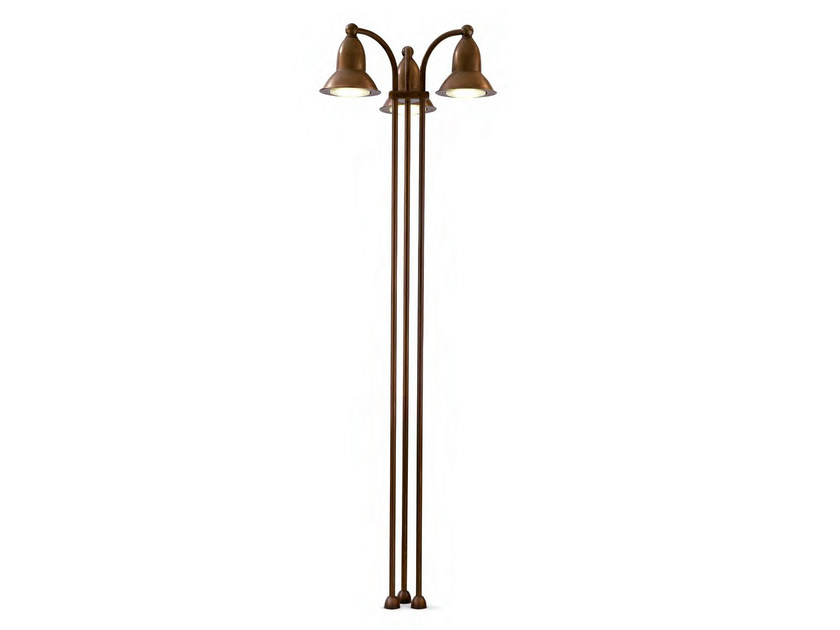 Metal Floor lamp AKEBIA | Metal Floor lamp - Aldo Bernardi