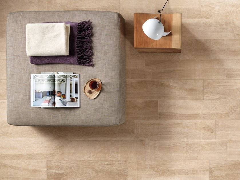 Wall/floor tiles AKS CREAM Mood - CERAMICA FONDOVALLE
