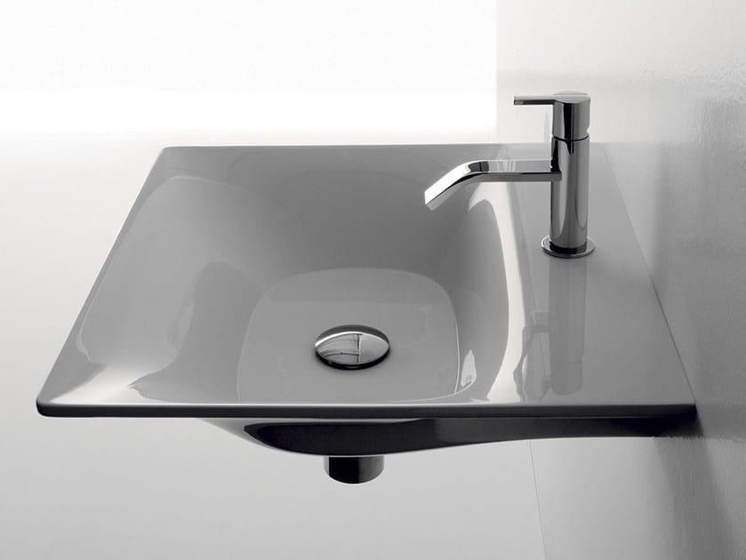Ceramilux® washbasin ALA - Antonio Lupi Design®
