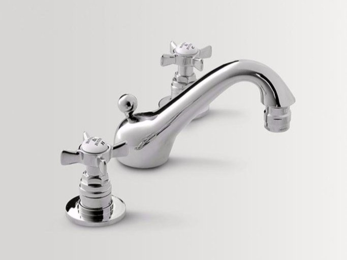 3 hole countertop bidet tap ALDEN | 3 hole bidet tap by BATH&BATH