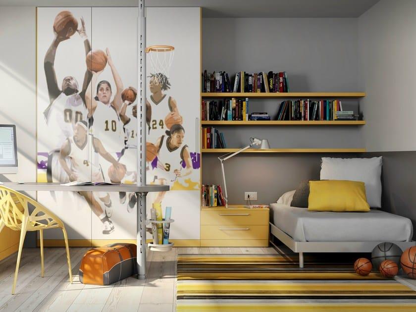 Bedroom set ALFABETO | Bedroom set by De Rosso