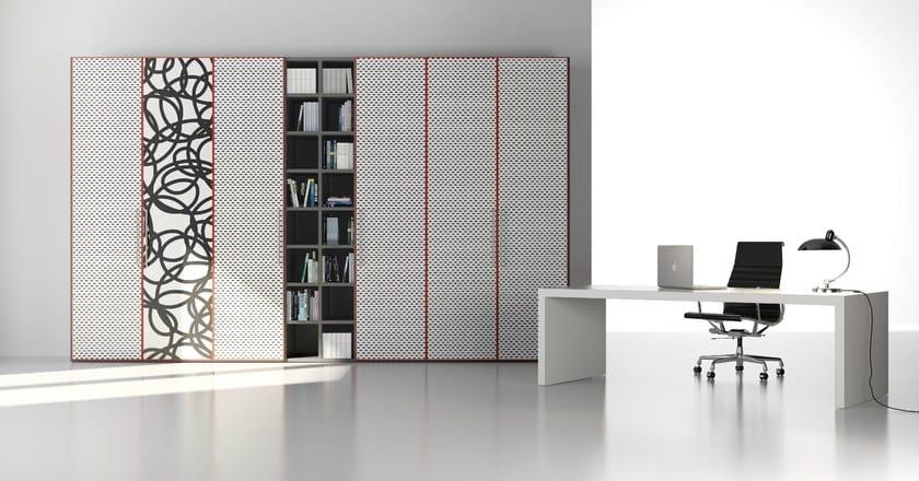 Mobile ufficio armadio alfabeto anta telaio mobile for Mobile schedario ufficio