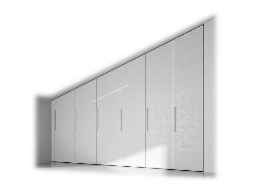 Bookcase / wardrobe ALFABETO RE/SOLUTION | Wardrobe - De Rosso