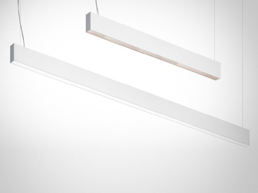 Direct-indirect light pendant lamp ALGORITMO STAND ALONE | Pendant lamp by Artemide
