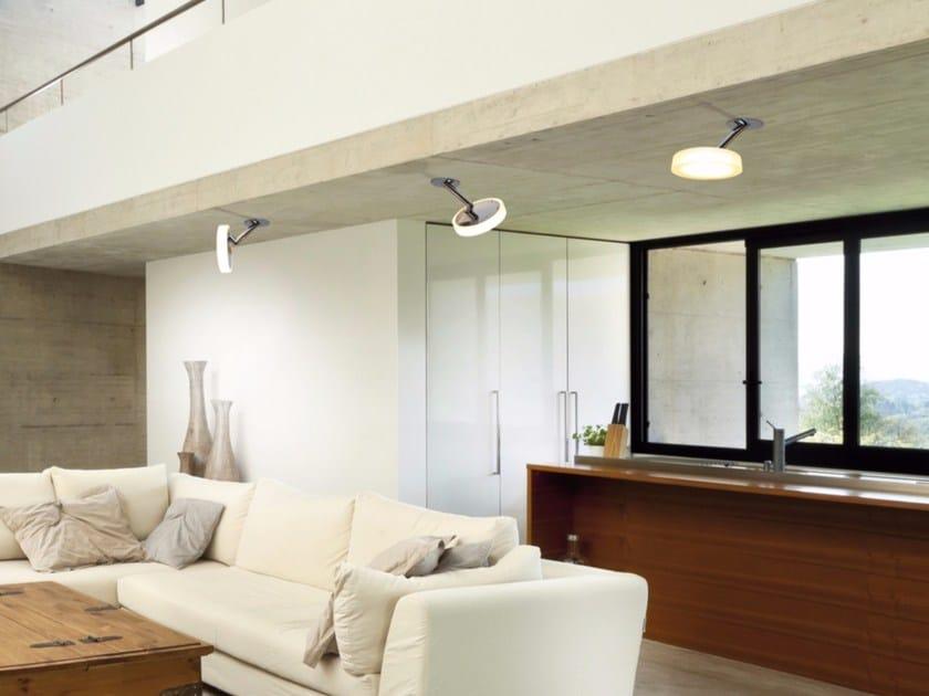 Lampada da soffitto a LED girevole orientabile ALLROUND FIT IN - Top Light