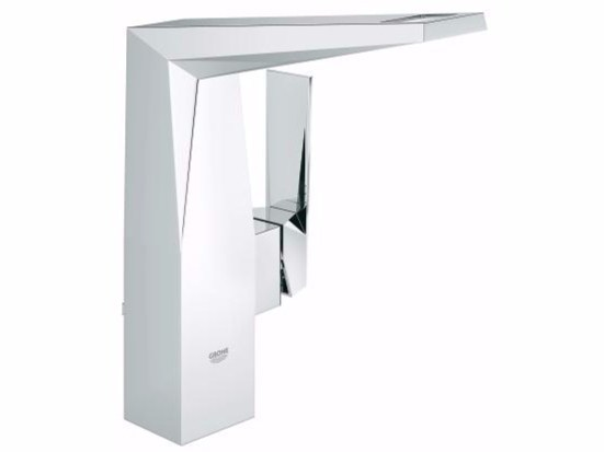 Countertop 1 hole washbasin mixer ALLURE BRILLIANT SIZE L | Washbasin mixer with pop up waste - Grohe
