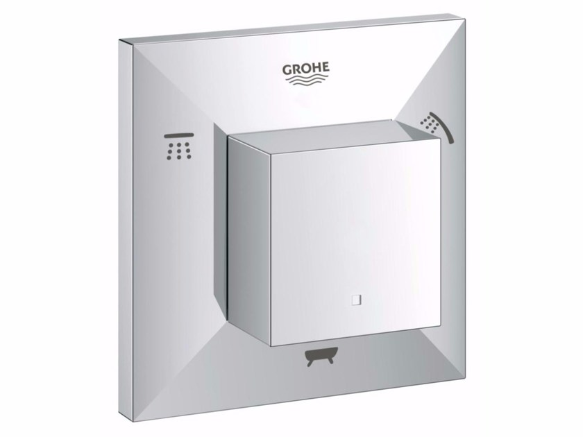 5 ways manual diverter ALLURE BRILLIANT | 5 ways diverter - Grohe