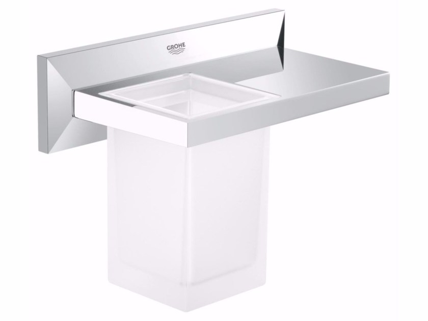 Bathroom wall shelf ALLURE BRILLIANT | Bathroom wall shelf - Grohe