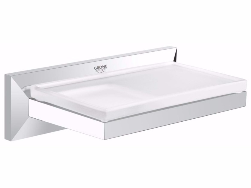 Soap dish / bathroom wall shelf ALLURE BRILLIANT | Soap dish - Grohe