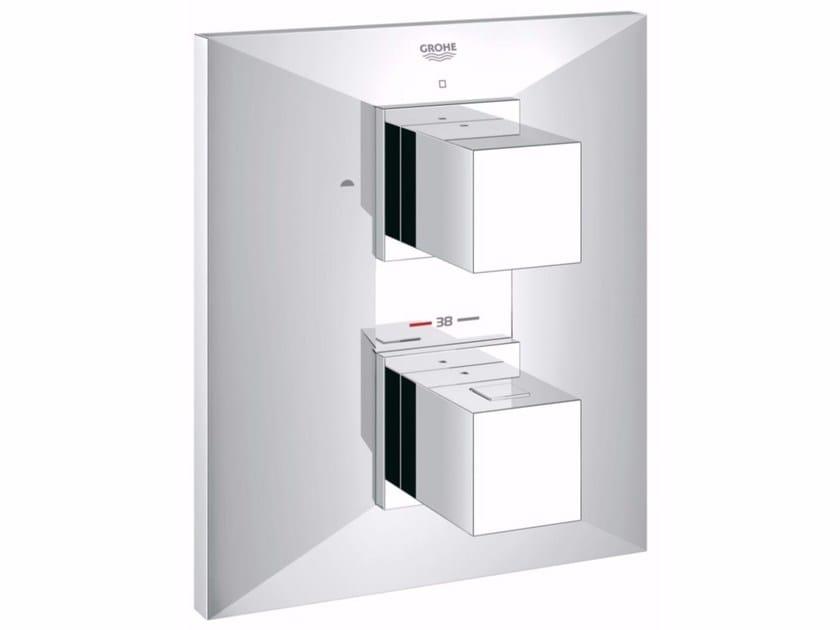 Miscelatore per vasca/doccia a muro con deviatore ALLURE BRILLIANT | Miscelatore per vasca termostatico by Grohe