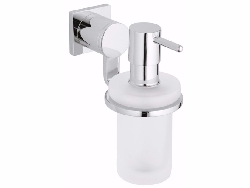 Wall-mounted liquid soap dispenser ALLURE | Liquid soap dispenser - Grohe